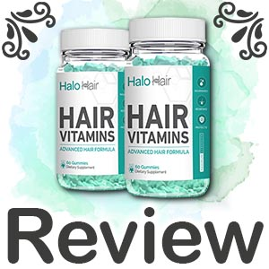 Halo Hair Vitamins Review